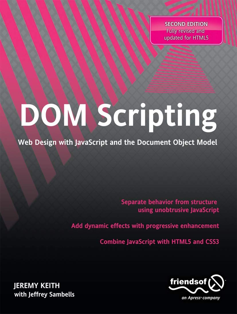 Image OfDOM Scripting: Web Design With JavaScript And The Document Object Model
