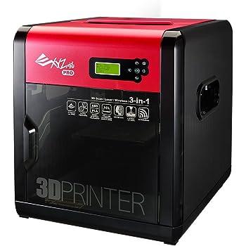 XYZPRINTING 3F1ASXEU01K Impresora 3D da Vinci 1.0 Pro 3-en-1 ...