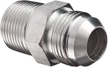 Dixon 2404-12-12 Zinc Plated Steel Hydraulic Fitting, Adapter, 1-1/16