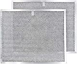 Range Hood Filter replace Broan Model BPS1FA30, 99010299 for NuTone Allure WS1 QS2 and Broan QS1 30' Range...