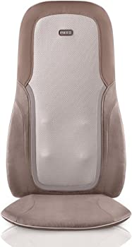 HoMedics MCS-750H Quad Shiatsu Massage Cushion with Heat