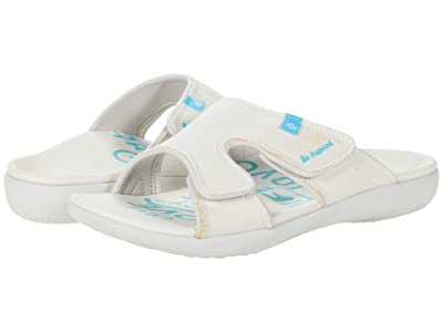 Spenco Kholo Inspired (White) Women
