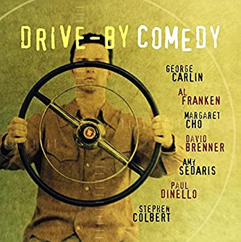 Drive-By Comedy 1565118189 Book Cover