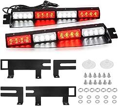 Best led light bar visor Reviews