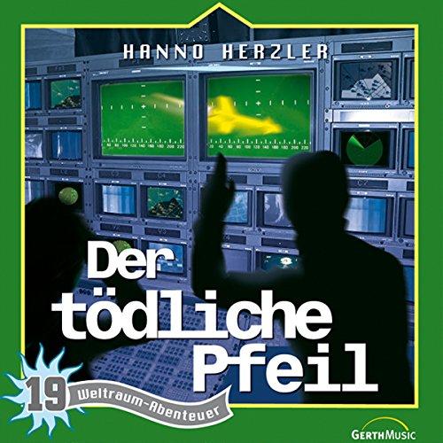Der tödliche Pfeil audiobook cover art