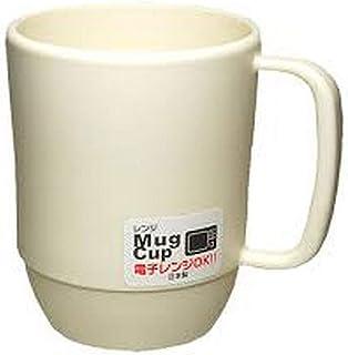 Japanese Camping Coffee Mug Unbreakable Kid's Milk Juice Mug Microwavable Tea Water Mug for Travel 12 ounce BPA Free Non-T...