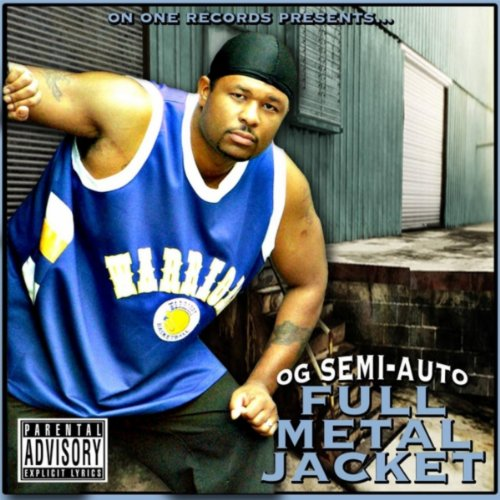 Full Metal Jacket (R.I.P. Tray) [Explicit]