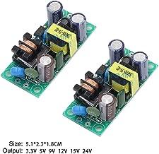 HiLetgo 2pcs AC-DC 220V to 5V Isolated Switching Power Supply Power Supply Module Board