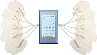 HealthmateForever 24 modos personales pantalla táctil eléctrica impulso masajeador multicolor