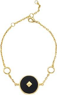 Girls' Day Birthday Gift Fashion Clothing Accessories Women's small charm round retro Bracelet