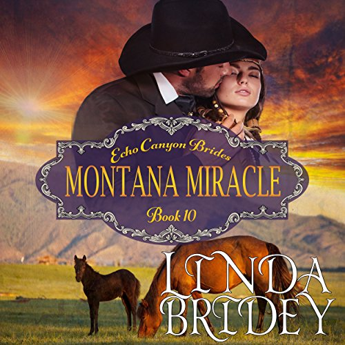 Montana Miracle audiobook cover art