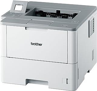 brother A4モノクロレーザープリンター (50PPM/両面印刷/有線・無線LAN) HL-L6400DW