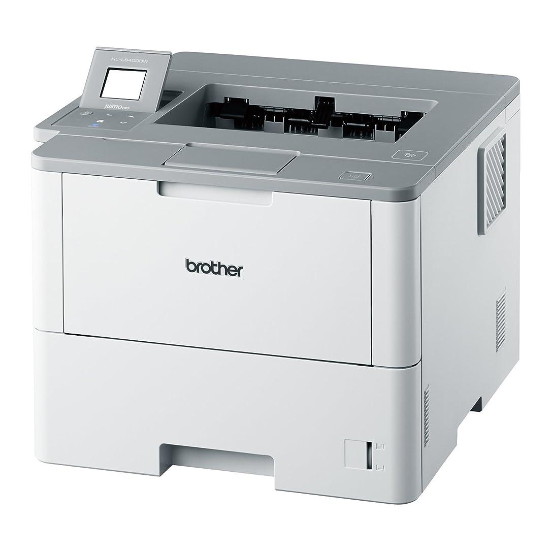 グローバルアラーム屋内brother A4モノクロレーザープリンター (50PPM/両面印刷/有線?無線LAN) HL-L6400DW