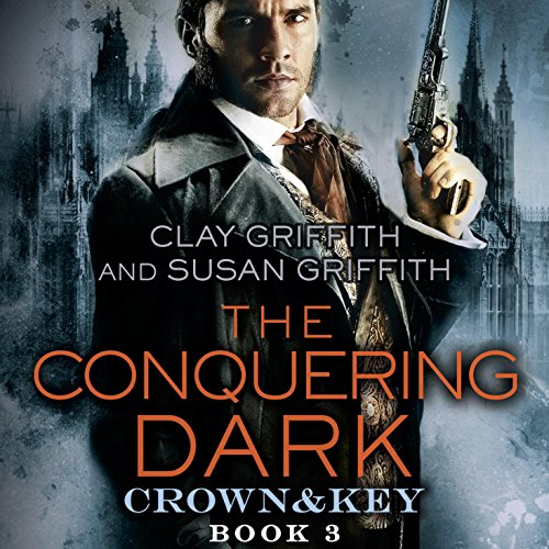 The Conquering Dark audiobook cover art