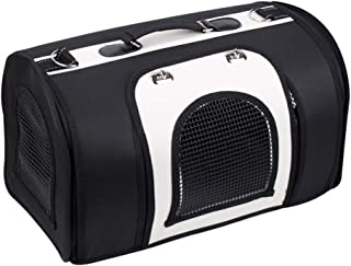 ペット旅行バックパック航空会社承認ソフトサイドキャリアバッグ屋外旅行ポータブルペットキャリア用猫、ウサギ、小動物ケージ