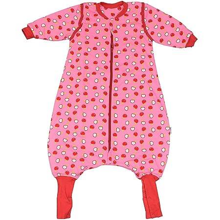 Removable Long Sleeves 2.5 Tog Butterfly 3-4 Years//100cm Slumbersac Reversible Sleeping Bag with Feet