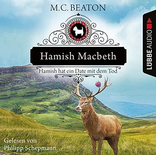 Hamish Macbeth hat ein Date mit dem Tod cover art