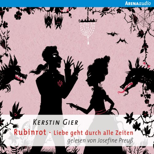 Rubinrot     Liebe geht durch alle Zeiten 1              By:                                                                                                                                 Kerstin Gier                               Narrated by:                                                                                                                                 Josefine Preuß                      Length: 4 hrs and 41 mins     Not rated yet     Overall 0.0