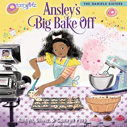 Ansley's Big Bake Off cover art