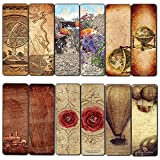 Creanoso Vintage Classic Style Bookmarks (30-Pack) - Expressive Bookmarks for Men, Women, Teens – Old Creative Paintings Gifts– Timeless Creations Art Paints