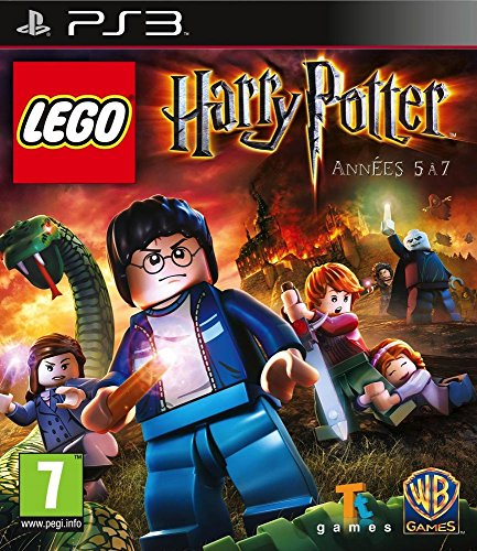 LEGO HARRY POTTER 5-7 ANS PS3 FR ESS