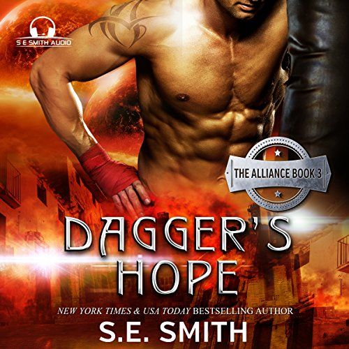 Dagger's Hope audiobook cover art
