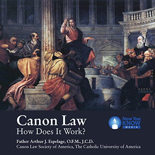 Canon Law audiobook cover art