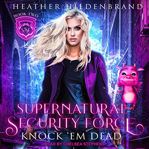 Knock 'Em Dead cover art