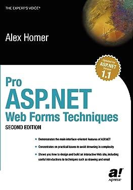 Pro ASP.NET Web Forms Techniques, Second Edition
