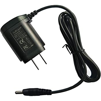 yan AC Power Adapter Wall Charger Cord for Polaroid PTV430 4.3 Portable Digital TV