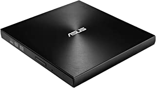 ASUS外付けDVDドライブ バスパワー/ポータブル/Type-C/Win&Mac/M-DISC/USB2.0(USB3.0搭載PC対応)/ブラック SDRW-08U9M-U/BLK/G/AS/P2G