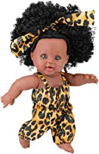 eiaagi 30CM Handmade Silicone Vinyl Adorable Lifelike Toddler Reborn Baby A