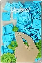 Upixel Large Pixel Chips - Create Pixel Art on Backpacks, Purses, iPhone Cases & More – Sky Blue