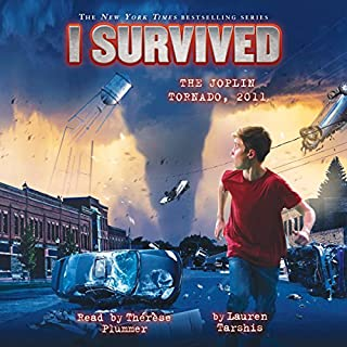 I Survived the Joplin Tornado, 2011     I Survived, Book 12              Auteur(s):                                                                                                                                 Lauren Tarshis                               Narrateur(s):                                                                                                                                 Thérèse Plummer                      Durée: 1 h et 36 min     1 évaluation     Au global 4,0