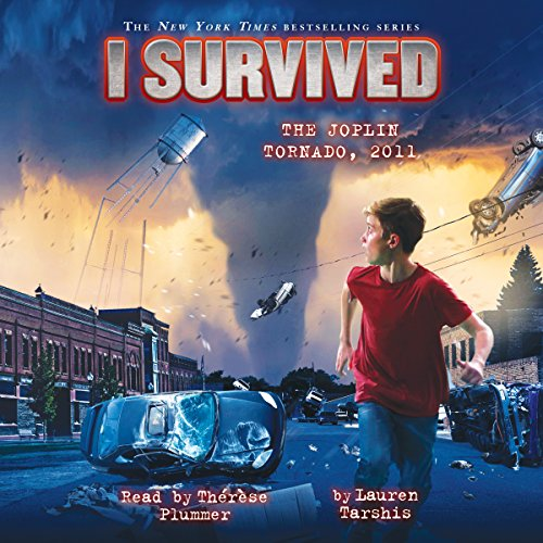 Page de couverture de I Survived the Joplin Tornado, 2011