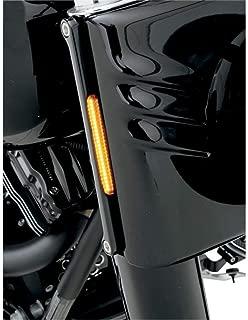Alloy Art Black LED Front Turn Signals FDH-2