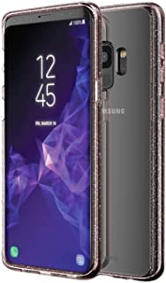 Samsung Galaxy S9 Matchnine Boido Back Case Cover - Clear Pink Pearl