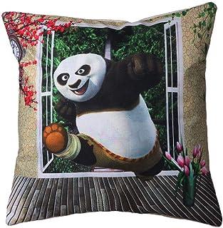 MissOwl Cotton Linen Decorative Square Throw Pillow Cover Home Decor Design Cushion Case..