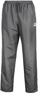 Hombre 2 Stripe Pantalones Tejidos Puño Del Tobillo Abierto