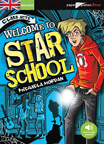 Welcome to Star School - Livre + mp3