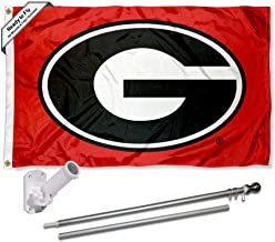 Best uga flag and pole Reviews