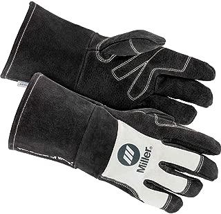 Welding Gloves, MIG, L, PR