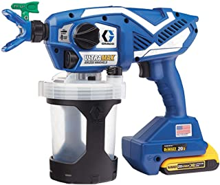 Graco Ultra Max Cordless Airless Handheld Paint Sprayer 17M367