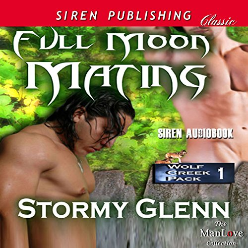 Full Moon Mating audiobook cover art