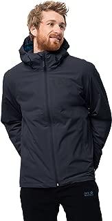 Jack Wolfskin Men's Norrland 3-IN-1 Waterproof Insulated Jacket
