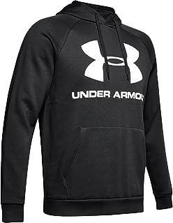 Under Armour mens Rival Fleece Sportstyle Logo Hoodie Hoodie