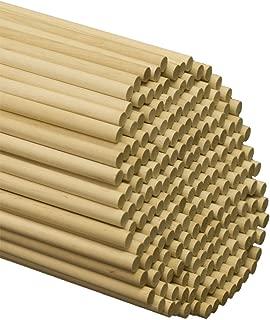 Wooden Dowel Rods 3/8