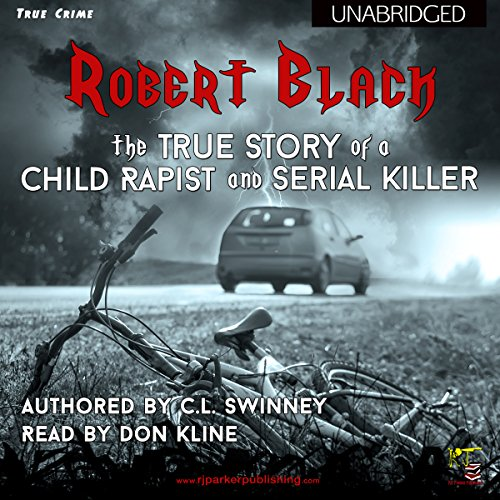 Robert Black audiobook cover art