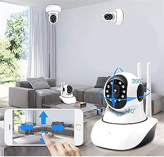 Cámara De Seguridad Inalámbrica Cámara Sistema De Seguridad Casero WiFi Cubierta Mascotas HD HD De Red De La Cámara Gira 360 Grados-Celular Wireless Intelligence