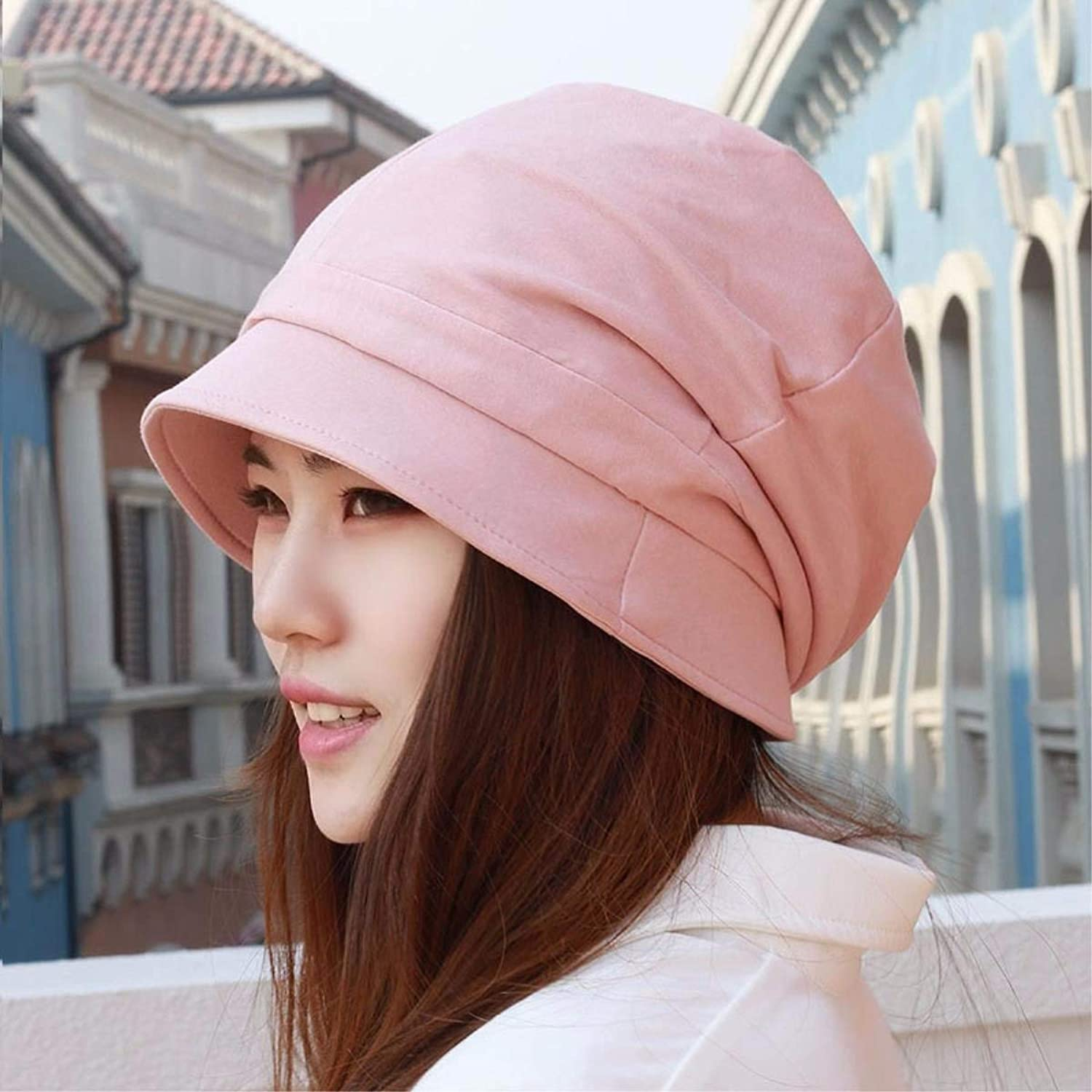 Chuiqingnet Hat female autumn cap headed Wai basin cap hat octagonal cap storehouse hat painter hat fisherman's cap, the cap